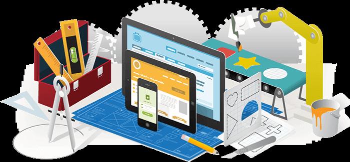 Website Design Construction Build